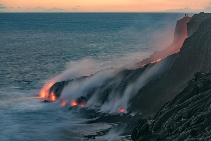 Big Island volcanes