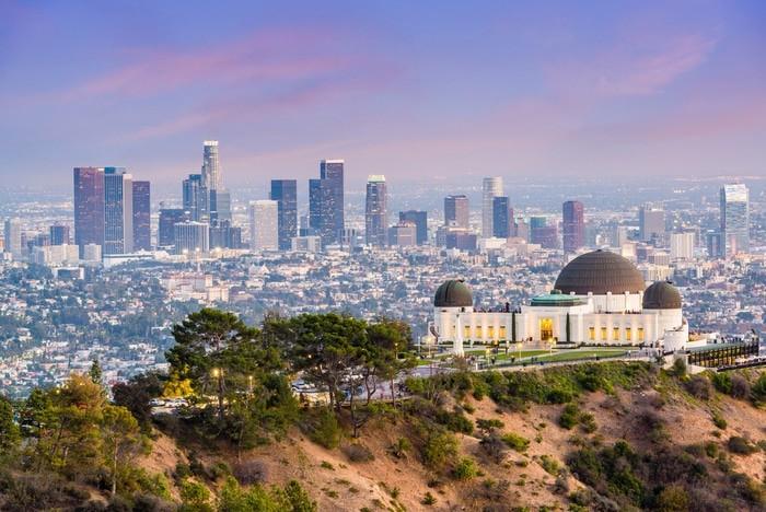 observatorio Los Ángeles