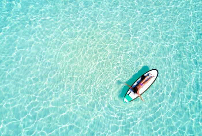 viernes en Maldivas
