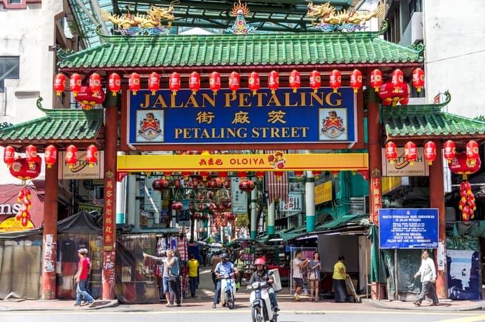 China Town de Kuala Lumpur