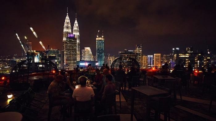 Mirador en Kuala Lumpur