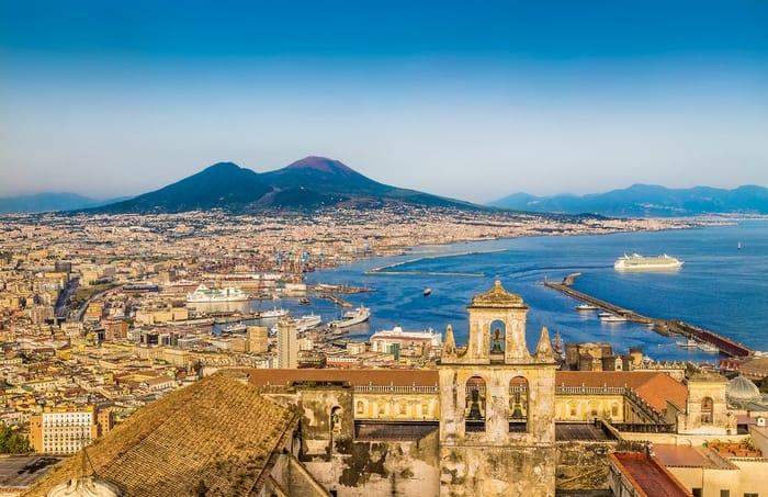 Nápoles en verano