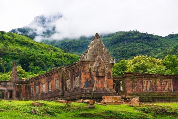 itinerario por Laos, Champasak