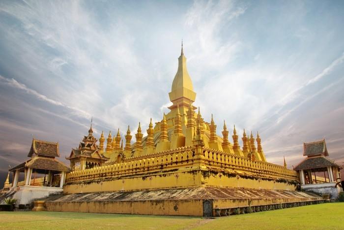 Vientián capital de Laos