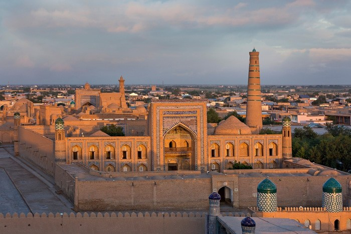 Minarete Islam Khodja
