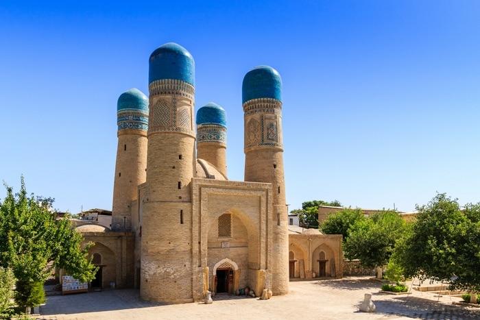 Chor Minor en Uzbekistán