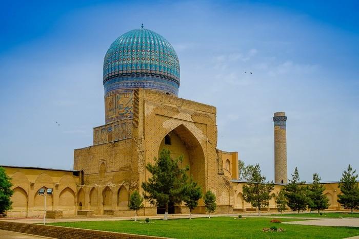 mezquita Bibi Khanym