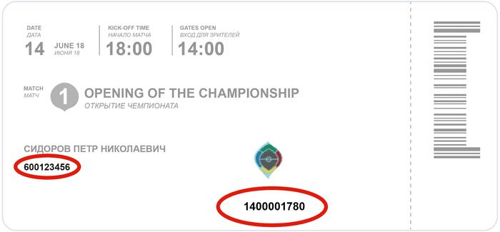 visado mundial Rusia 2018
