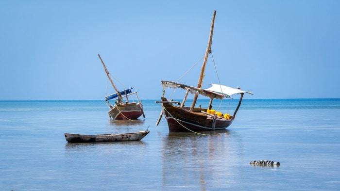 bahía de Menai