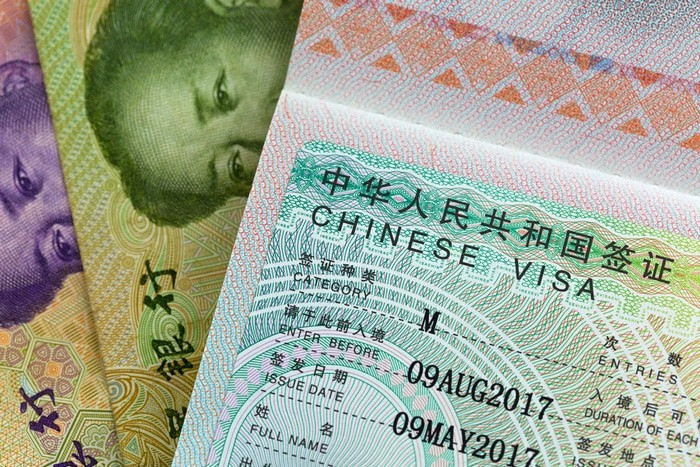 conseguir visado a China