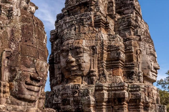 templo de las cabezas Angkor
