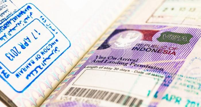conseguir visado para indonesia