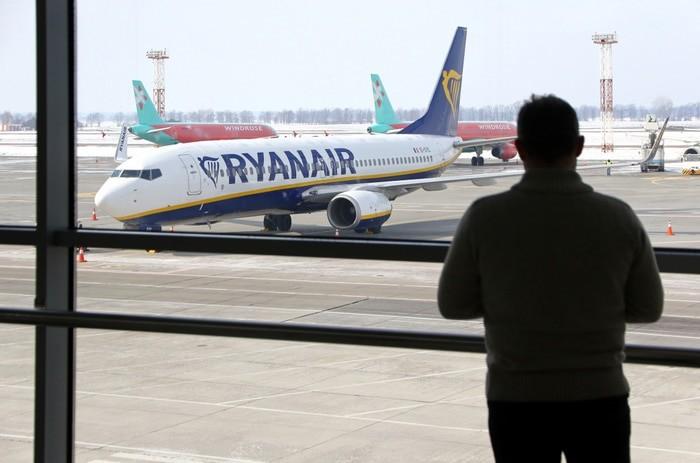reclamar a Ryanair
