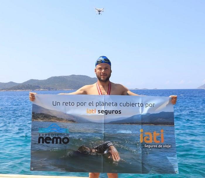 IATI patrocina Expedición Nemo