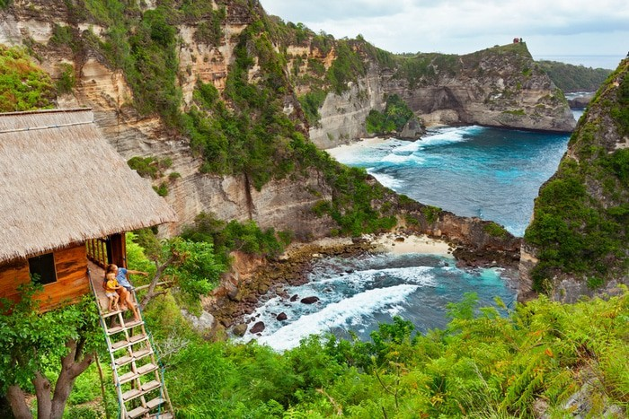 Pulau Seribu viewpoint y la casa del árbol