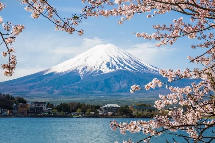 volcanes que ver de viaje, Monte Fuji