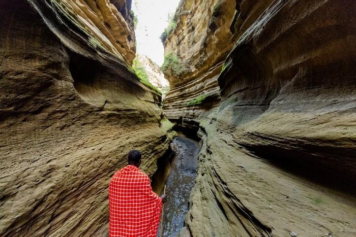 Parque nacional de Hell's Gate