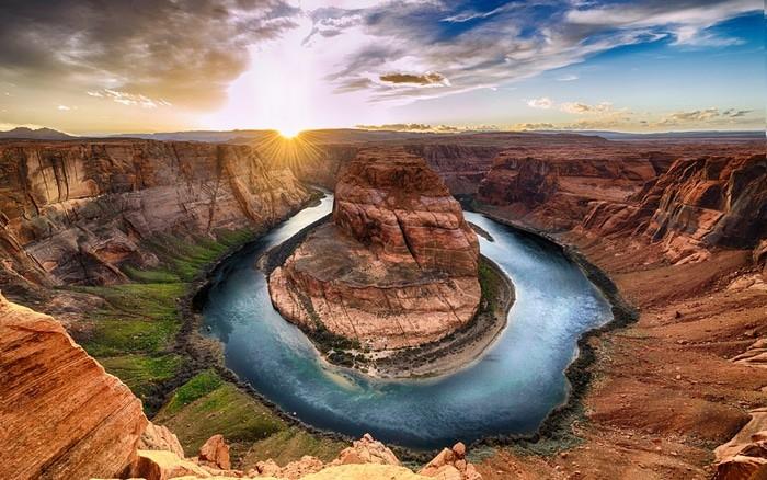 El Gran Cañón del Colorado, Estados Unidos