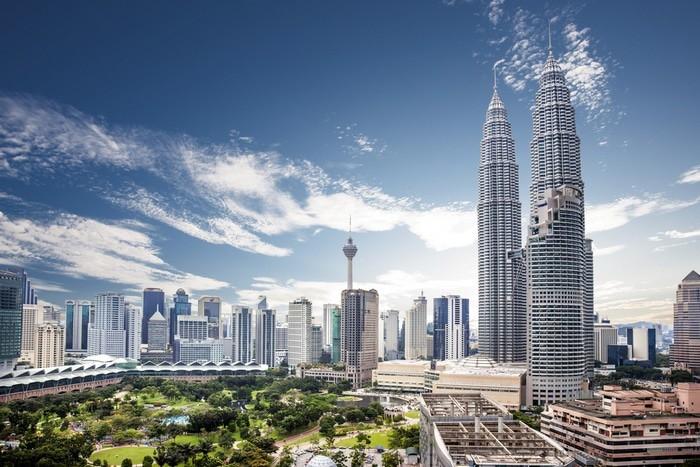 Las Torres Petronas, Malasia