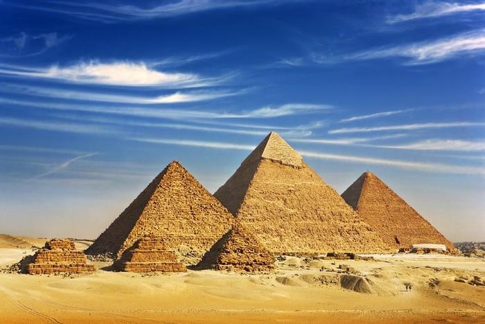 Pirámides del Cairo, Egipto