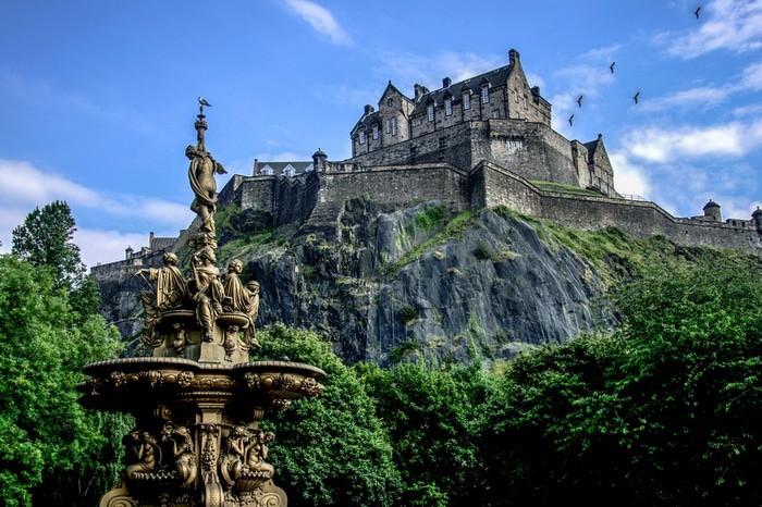 Que hacer en Edimburgo