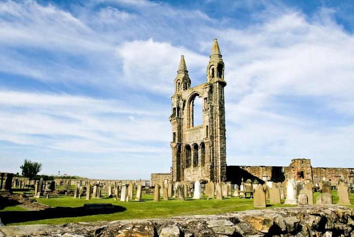 Fife – Saint Andrews – Pitlochry