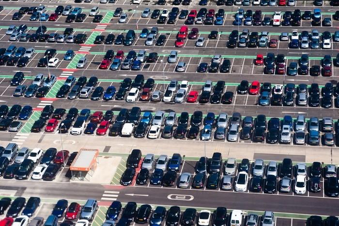 parking cerca del aeropuerto de Barcelona