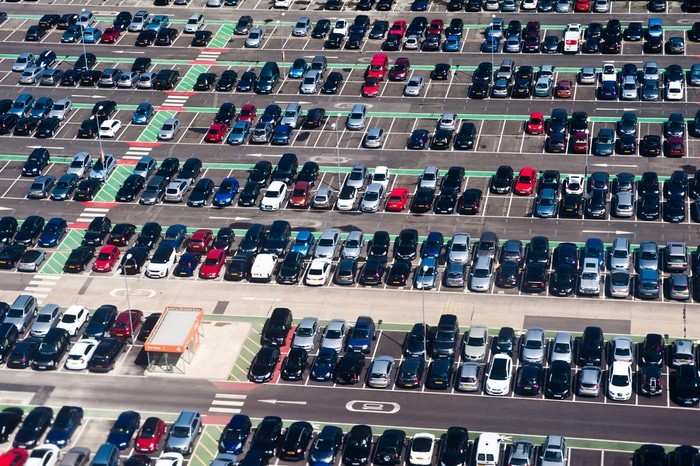 parking barato Aeropuerto de Madrid