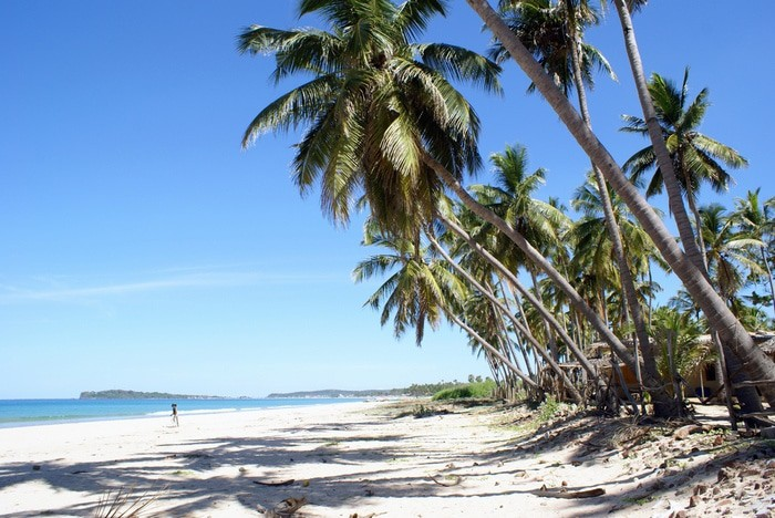 playa de Uppuveli