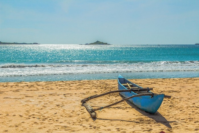 playa de Nilaveli