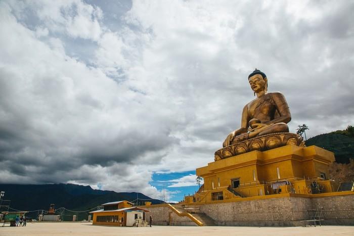 Timbu capital de Bután