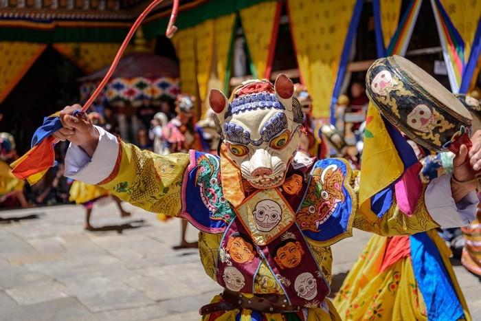 Festivales de Bután