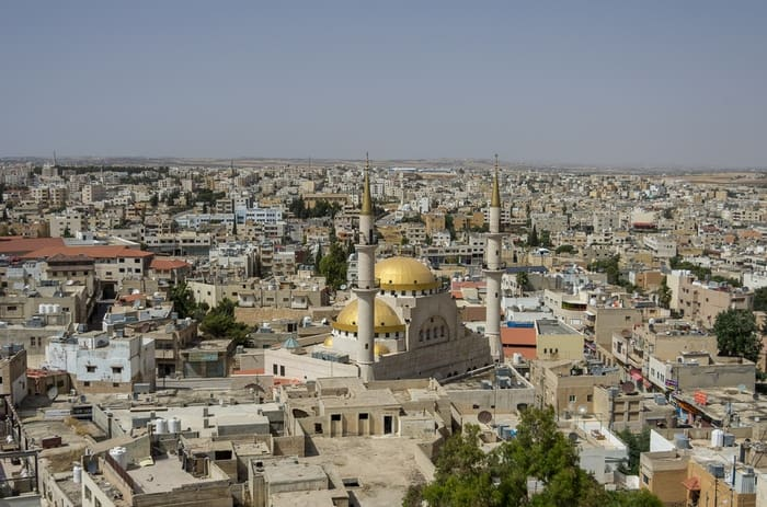 Madaba y la Mezquita