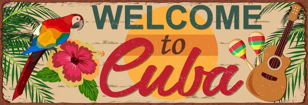 Visado para Cuba