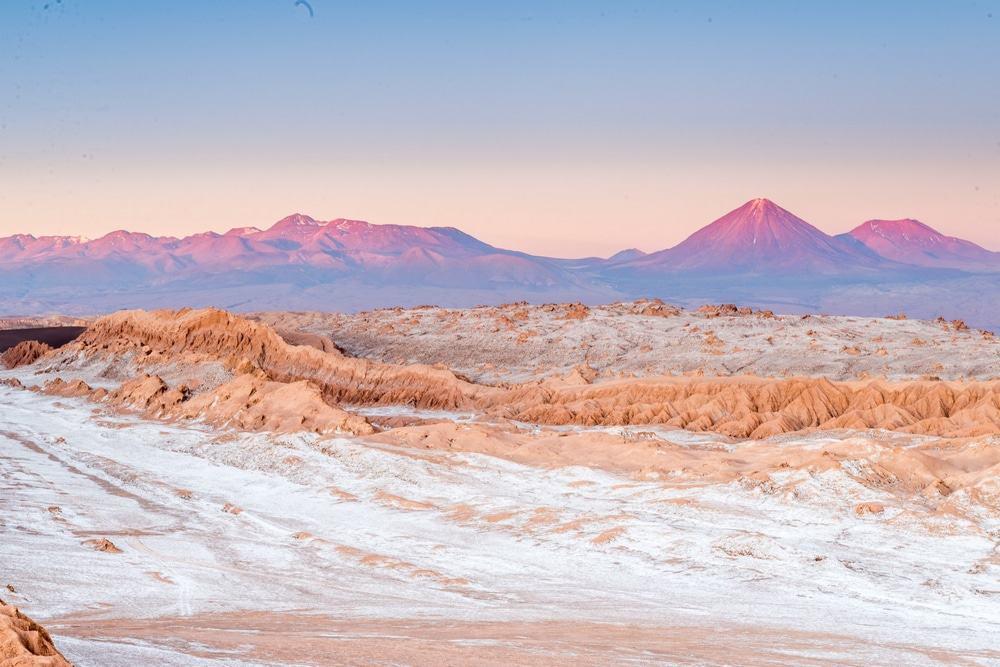 Valle de la Luna en Atacama