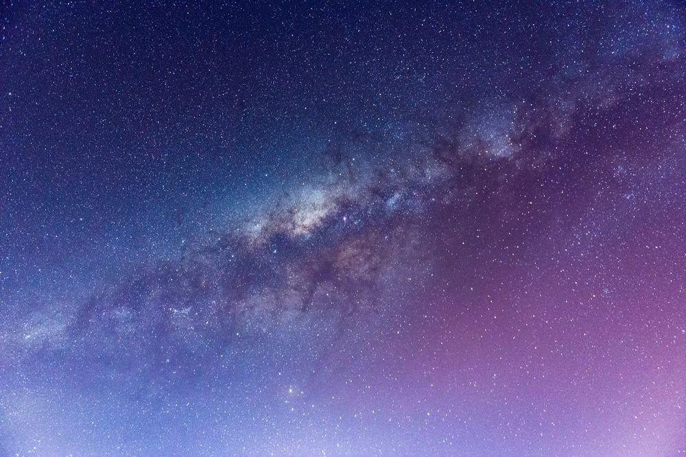 cielo estrellado en Atacama