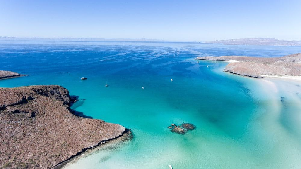 Baja California en otoño
