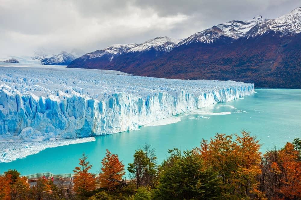 glaciar Perito Moreno en Patagonia Argentina