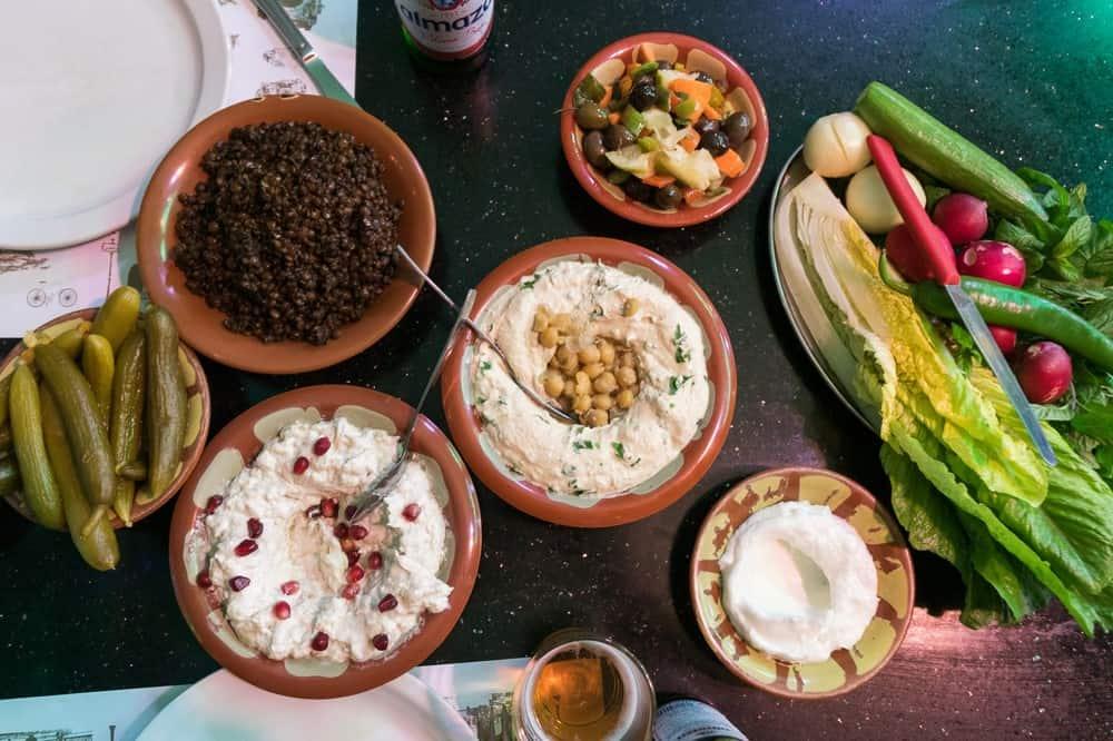 comer en Beirut