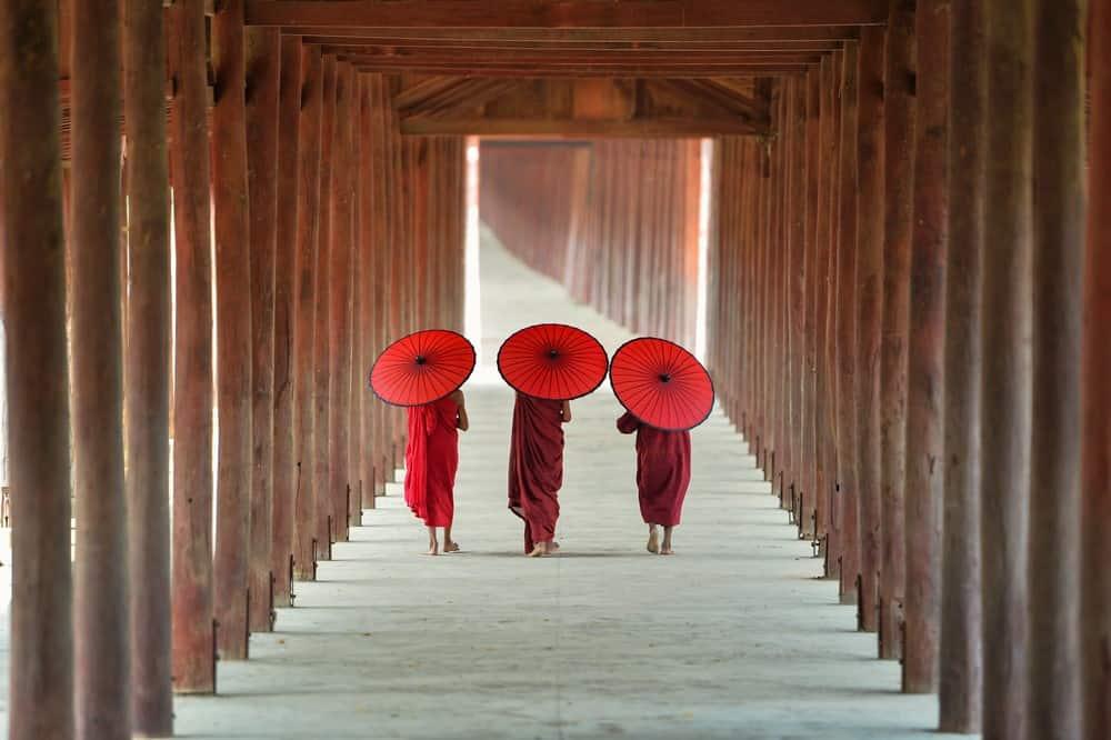 es seguro viajar a Birmania