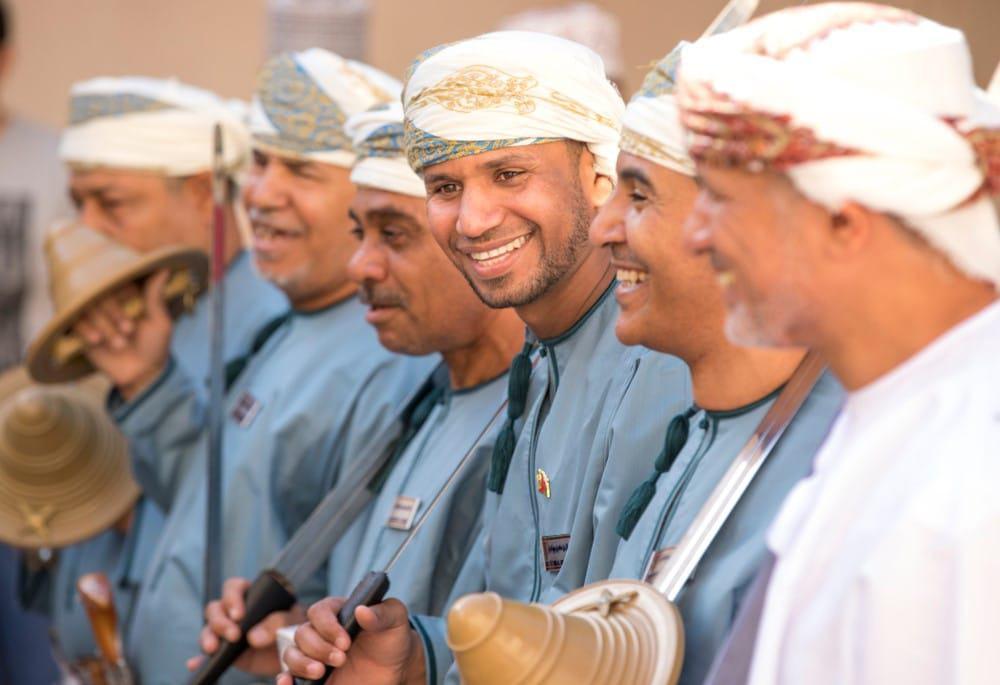 es seguro viajar a Omán