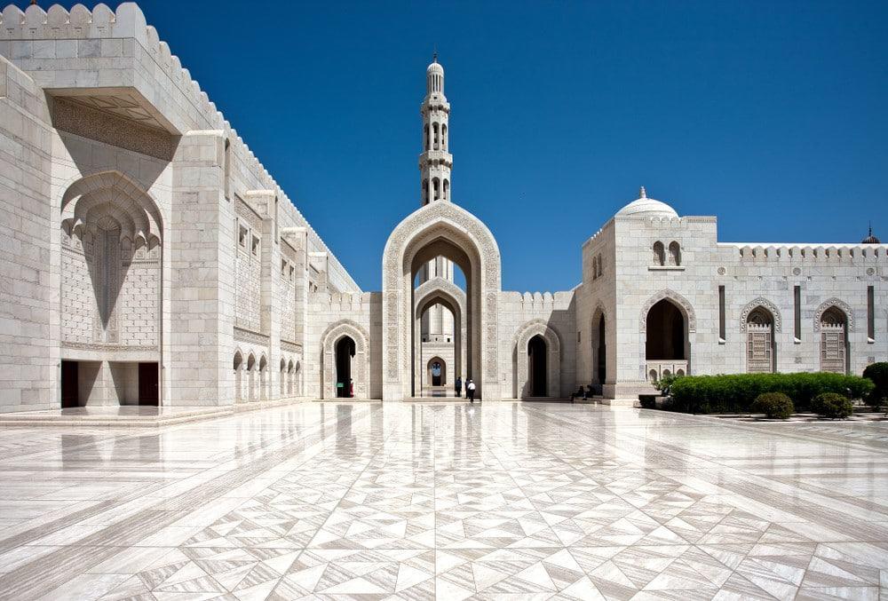 seguridad en Omán