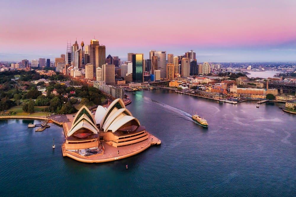 visado turista Australia