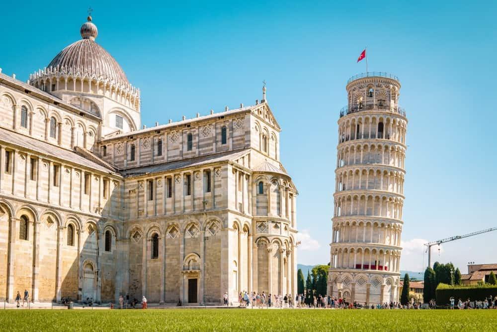 excursión a Pisa desde La Spezia tras la escala de crucero
