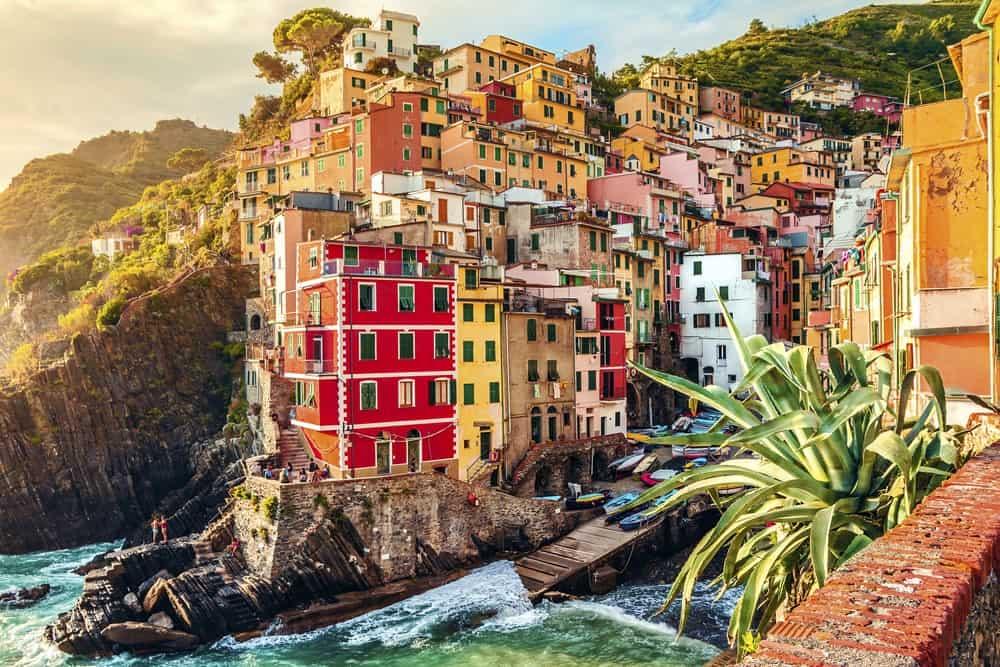 escala de crucero en la Spezia para ir a Cinque Terre