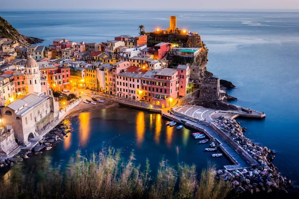 excursión La Spezia - Cinque Terre