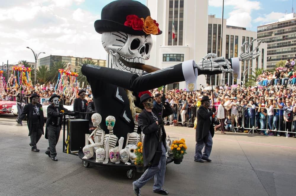Día de Muertos en Ciudad de México
