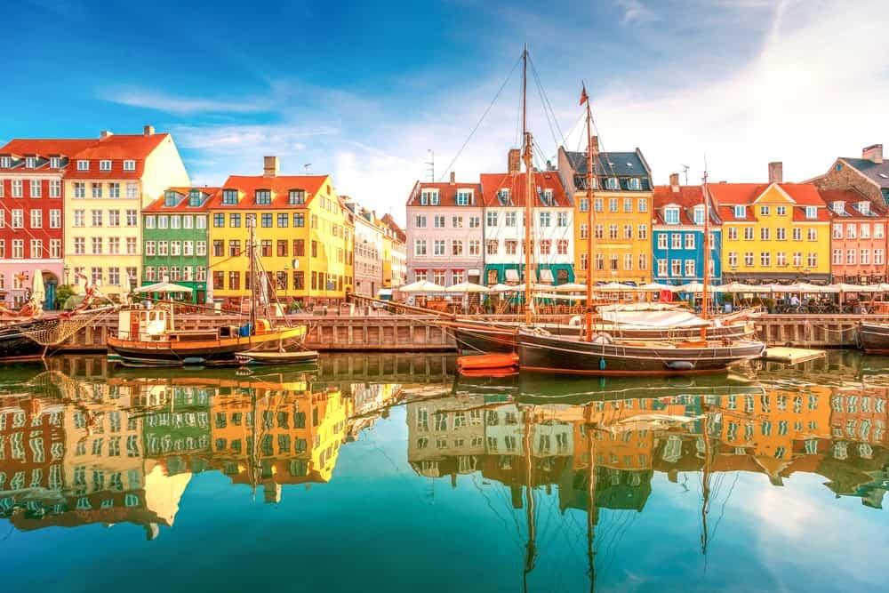 cicloturismo en Dinamarca