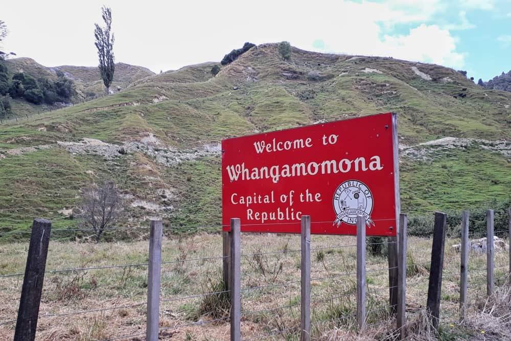 viajar en bicicleta por Nueva Zelanda