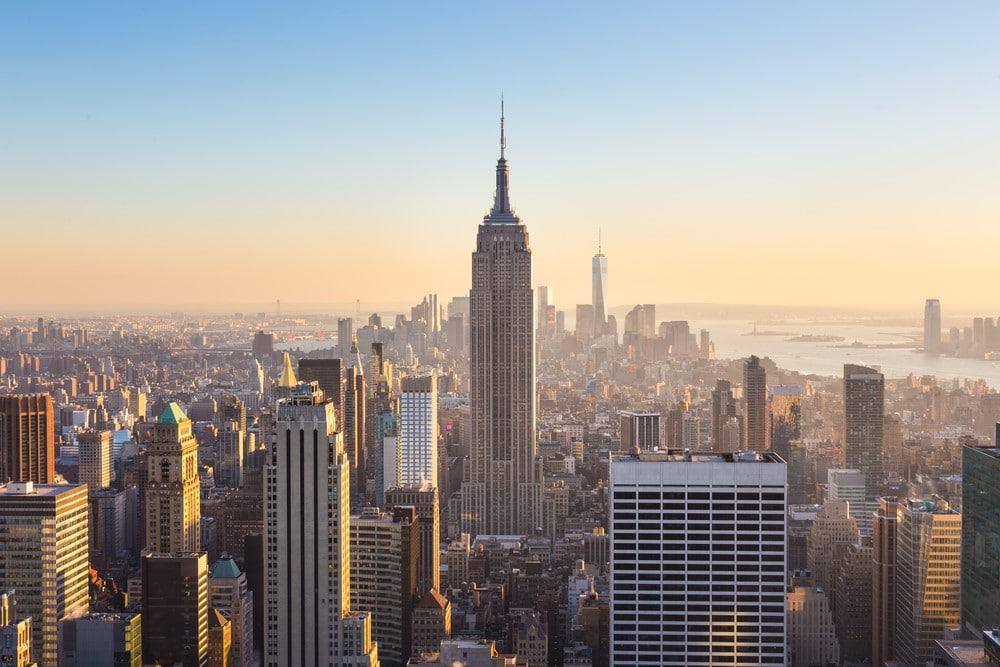 mejores miradores Nueva York